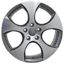 "17"" Wheels For Beetle EOS Golf GTI Jetta Passat Tiguan Rabbit 17X7.0 5x112 +42"