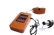 Notebook Power Supply Unit Adaptor Voltage and Current Checker Tester with LED