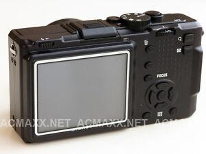 "ACMAXX 2.5"" HARD LCD SCREEN ARMOR PROTECTOR for SIGMA DP2 DP2s S camera DP-2 2S"
