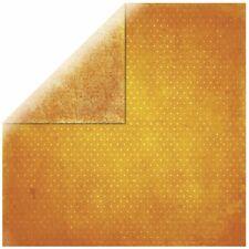 Paper scrapbooking Vintage orange 12in - BoBunny