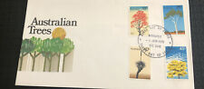 Australia fdc 1978 Australian Trees