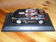 Voiture miniature collection Concept - Car Peugeot 907- 1/43