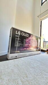 "LG OLED65C1PUB 65"" 4K OLED Smart TV with AI ThinQ"