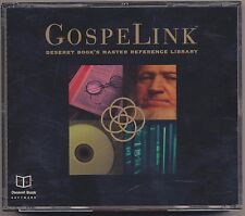 GospeLink PC CD Deseret Book's Master Reference Library classic quotes history
