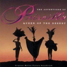 Bande Originale - The Adventures Of Priscilla, Queen Of The New CD