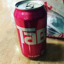 TaB Soda Cola Diet - 1 12-oz Can Unopened!