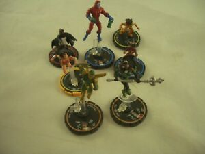 Heroclix DC Cosmic Justice Inc. Pharzoof 203 & Yrra Cynril 218 Limited Editions