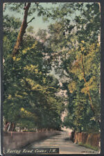 Isle of Wight Postcard - Baring Road, Cowes    RS15045
