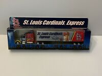 MLB WHITE ROSE MARK MCGWIRE ST LOUIS CARDINALS EXPRESS TRACTOR TRAILER 1/2000