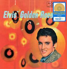 "ELVIS PRESLEY: Elvis' Golden Records - Exclusive Gold Colored Vinyl LP ""SEALED"""