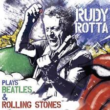Plays Beatles & Rolling Stones von Rudy Rotta (2015)
