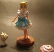 "Ashita No Nadja 3"" Anime Figurine Dancing Dress"