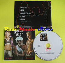 CD OUTKAST BRITNEY SPEARS PINK NSYNC EAMON promo TRIBE 66 2004 no mc lp (C12)