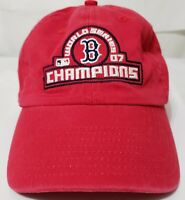 6101d17448408 🔥 BOSTON RED SOX MLB WHITE STRAPBACK SLOUCH  47 BRAND CLEAN UP DAD ...