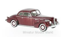 #47171 - Neo LaSalle Series 50 Coupe - metallic-rot - 1940 - 1:43
