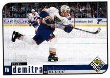 1998-99 UD Choice Reserve #186 Pavol Demitra