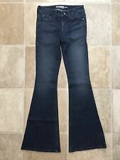 Level 99 Flare Jeans Sz 27 in Blue (28x35)