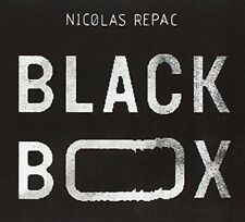Nicolas Repac - Black Box [CD]