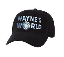 Wayne's World embroidered Hat Wayne Campbell cosplay adjustable fits most adults