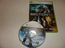 Xbox 360 x360 section 8