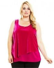 Autograph Polyester Tank, Cami Machine Washable Tops & Blouses for Women