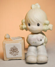 Precious Moments: Join In On The Blessings - E-0404 - Classic Figure