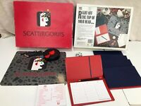 Scattergories Board Game  Original Vintage 1994 MB Games Edition