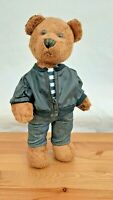 Collectors Old Teddy Bear. Standing with swivel head.