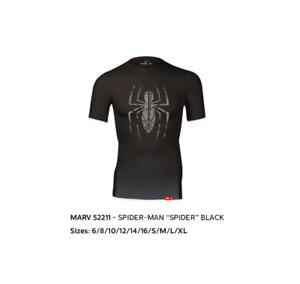 Marvel x Daedo Dae do Spider-man Boys Active wear tee shirt