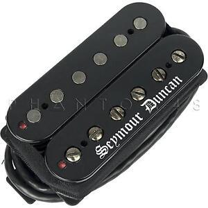 Seymour Duncan - Black Winter Bridge Humbucker Metal Guitar Pickup NEW