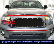 Fits Toyota Tundra Stainless Steel Mesh Grille Grill Insert-Fits 2007-2009