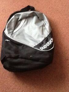 """Reebok mini sports bag. """"Backpack"""" style"""