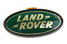 Genuine LAND ROVER Defender 90 100 Freelander Discovery 2 3 REAR BADGE Emblem
