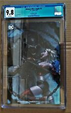 The Batman Who Laughs  #4 JeeHyung Lee Harley Minimal Variant CGC 9.8 - DC 2019