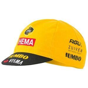 Cap Jumbo Visma Team Pro Cycling Bike Cyclist Tour de France Z21