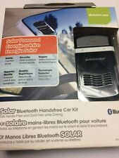 IOGEAR GBHFK231W6 Solar Power Bluetooth Hands-Free CarKit Multi-Language Version