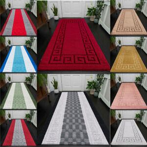 Non Slip Door Mats Hallway Runner Small & Large Washable Rugs Kitchen Floor Mat
