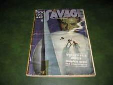 Doc Savage April 1939 Original Pulp Magazine World's Fair Goblin