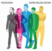 PENTATONIX - PENTATONIX (SUPER DELUXE VERSION) 2 CD NEU