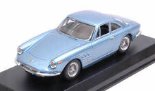 FERRARI 330 GTC 1966 METALLIC LIGHT BLUE 1:43 MODELLINO AUTO BEST MODEL SCALA