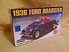 FORD ROADSTER 1936 MODEL KIT LINDBERG CAR NO 72142 NEW 2006 1:32 SCALE SKILL 2