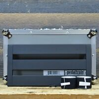"""Pedaltrain Metro 16 with Tour Case - 16 x 8"""" Pedalboard for Guitar Effect Pedals"""