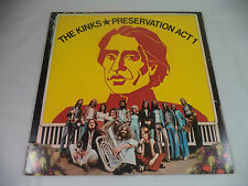 The Kinks Preservation Act 1 RCA Victor LPL1-5002 top Zustand Archivauflösung