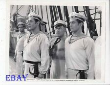 Brian Donlevy warns Philip Reed VINTAGE Pho Song Of The Sheherazade sexy sailors