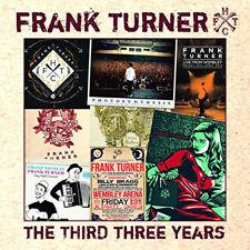 Frank Turner : The Third Three Years CD (2014) ***NEW***