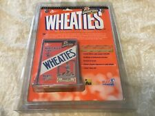 Collector Lou Gehrig Wheaties 24k Gold Signature Mini Box-75 Years Of Champions
