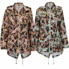 Unbranded Trench Coats Hood for Women