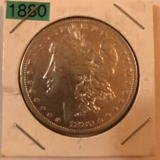 1880 Morgan $1 Silver Coin Liberty In God We Trust USA