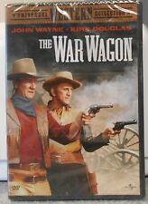 The War Wagon (DVD, 1998) RARE JOHN WAYNE KIRK DOUGLAS 1967 BRAND NEW