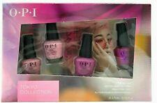 OPI TOKYO COLLECTION MINI 4 Piece Nail Polish SET 3.75ml/.125oz x 4 New in Box